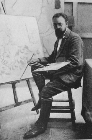 matisse-the-artist