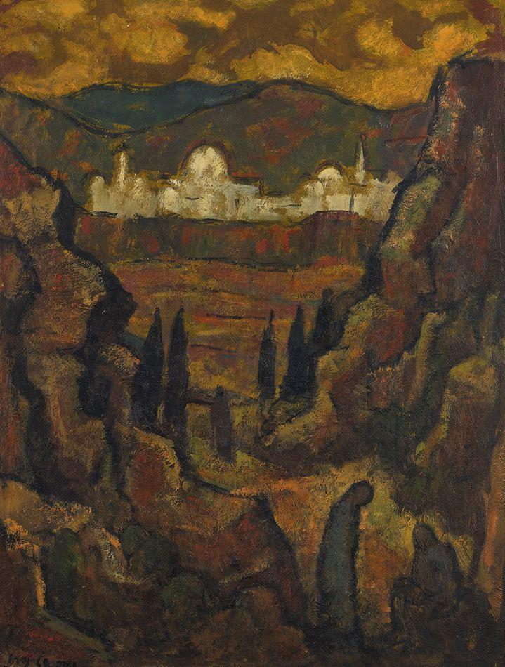 Jakob-Steinhardt-(1887-1968)-Jerusalem.jpg