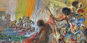 Salvador Dalí, Etude pour La pêche au thons