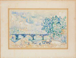 Signac - Paris Pont Point des Arts